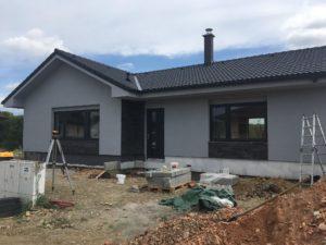 Rodinný dům Dříteč 2018